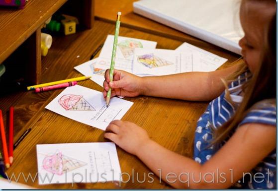 Home Preschool Letter Ii -3548
