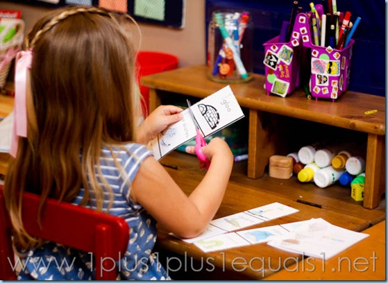 Home Preschool Letter Ii -3549