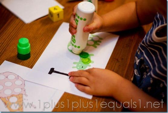Home Preschool Letter Ii -3561