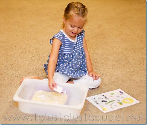 Home Preschool Letter Ii -3573