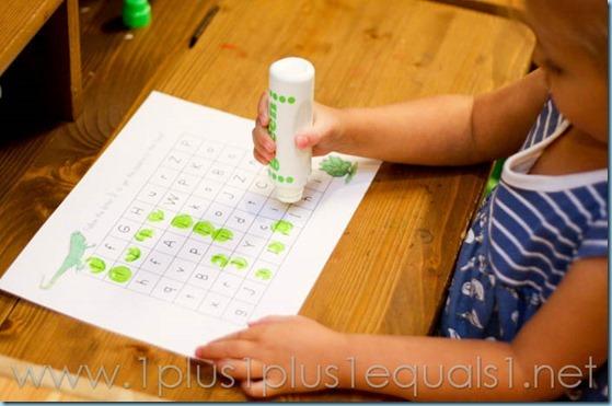 Home Preschool Letter Ii -3580