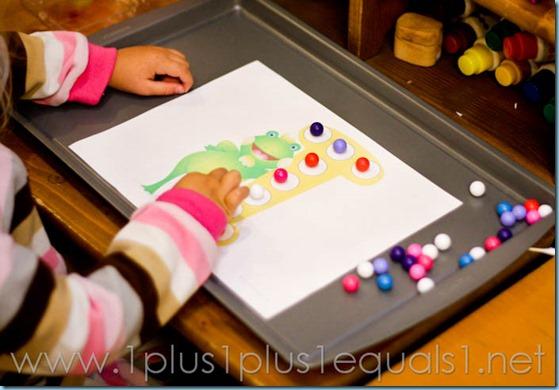 Home Preschool Letter Ii -3603