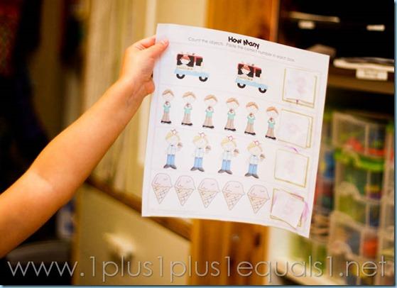 Home Preschool Letter Ii -3644