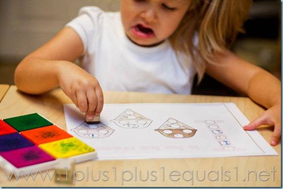 Home Preschool Letter Ii -3651