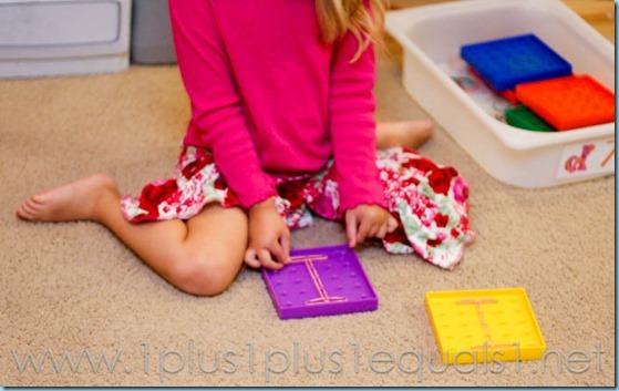 Home Preschool Letter Ii -3885