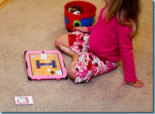 Home Preschool Letter Ii -3887