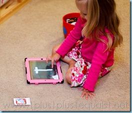 Home Preschool Letter Ii -3889
