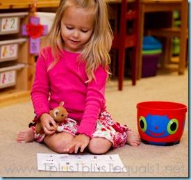 Home Preschool Letter Ii -3894