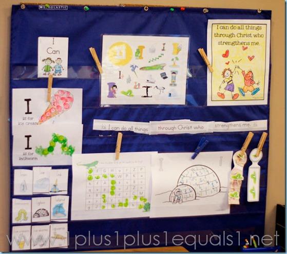 Home Preschool Letter Ii -3932