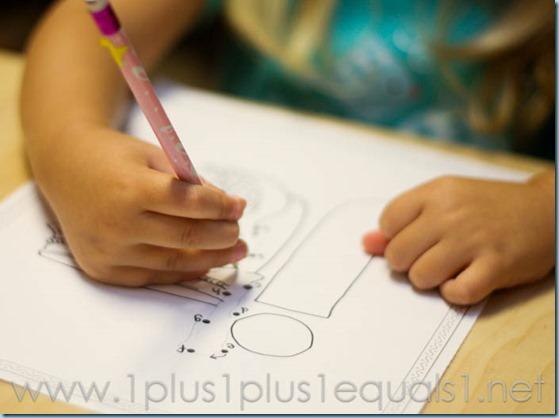 Home Preschool Letter Jj -4015