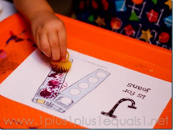 Home Preschool Letter Jj -4599