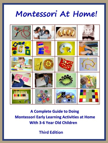 Montessori at Home!