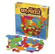 Geo Puzzle North America