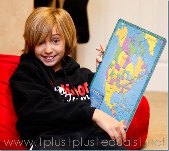 Continent Box North America -3533