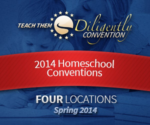 Teach Them Diligently 2014