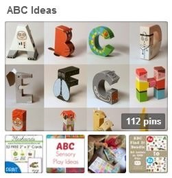 ABC Ideas on Pinterest