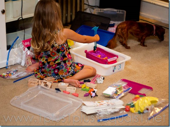 All By Myself Preschool Boxes -5581