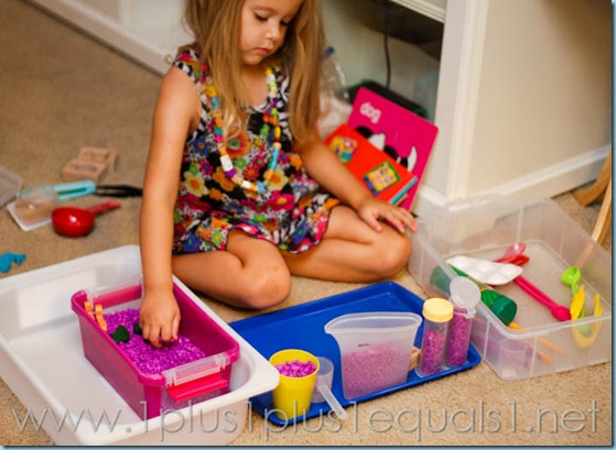 All By Myself Preschool Boxes -5590