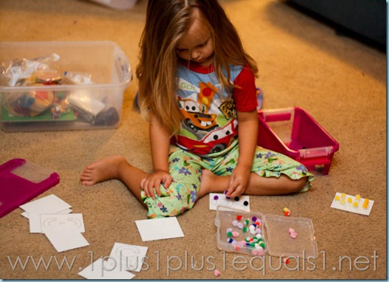All By Myself Preschool Boxes -5622