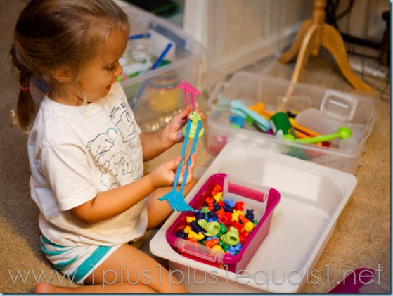All By Myself Preschool Boxes -5632