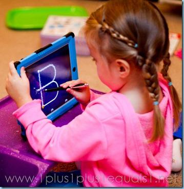 Home Preschool Letter B -8269