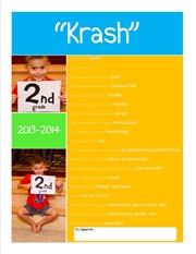 School Questionairre 2013 for Blog Krash