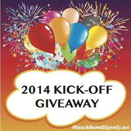 2014 Kickoff Giveaway