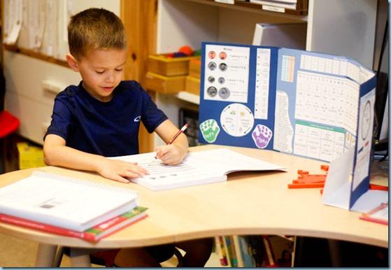 2nd Grade Homeschool -6605