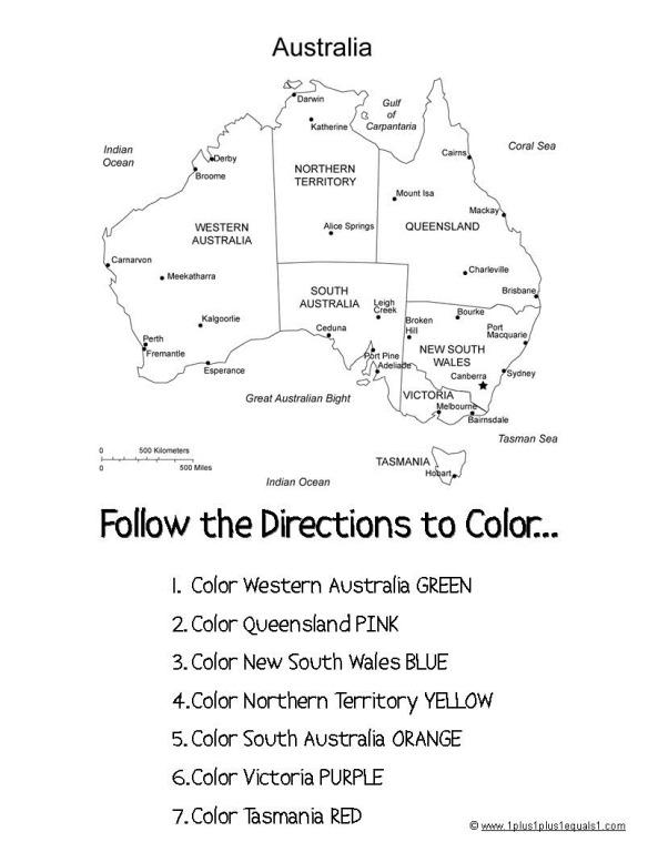 Continent Box Australia 1111