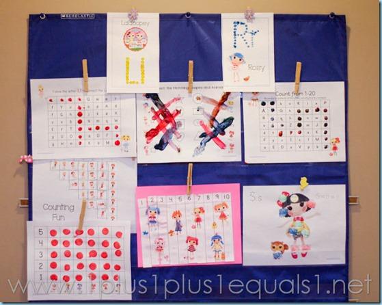 Home Preschool Lalaloopsy -7451