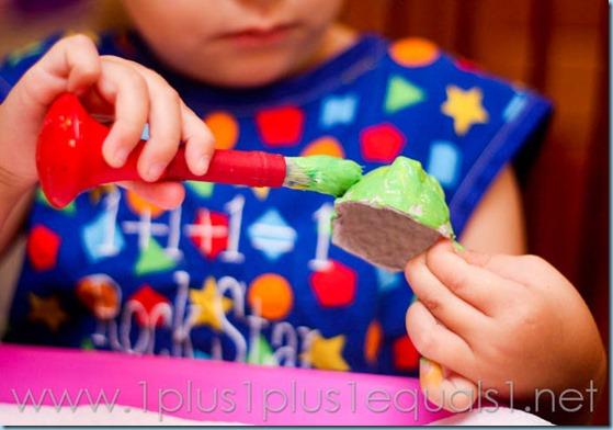 Home Preschool Letter L -6714