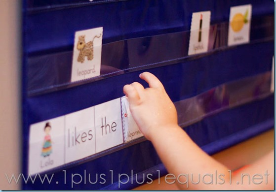 Home Preschool Letter L -6723