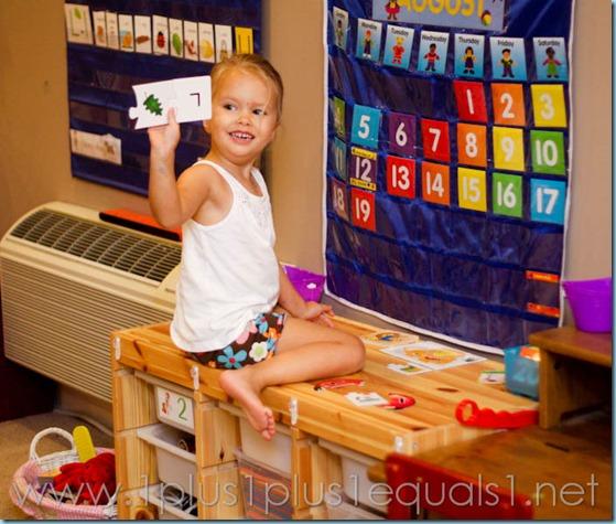 Home Preschool Letter L -6737