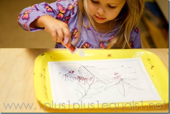 Home Preschool Letter L-7110