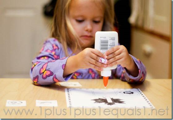 Home Preschool Letter L-7115