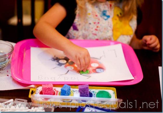 Home Preschool Letter L -7150