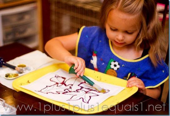 Home Preschool Letter L -7164