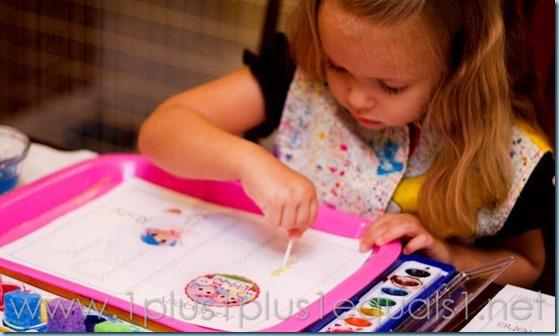 Home Preschool Letter Lalaloopsy -7152