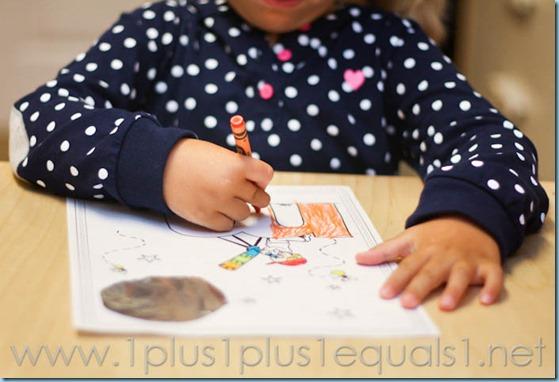 Home Preschool Letter M -8560