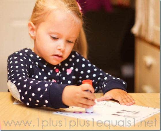 Home Preschool Letter M -8565
