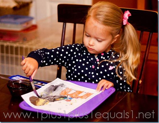 Home Preschool Letter M -8596