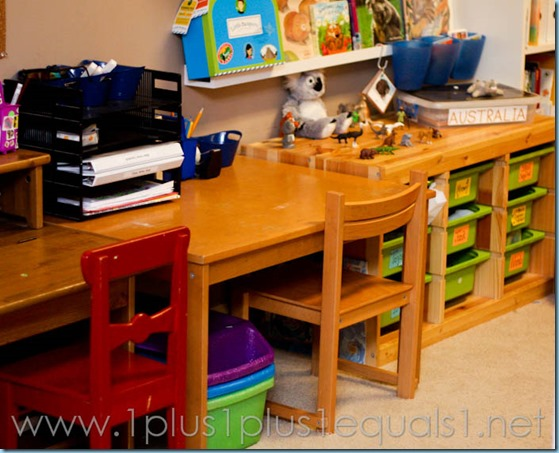 Homeschool Room -8448