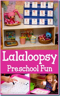 Lalaloopsy Preschool Fun