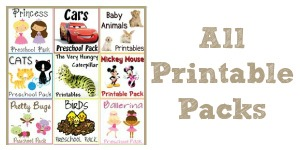 Printable Theme Packs