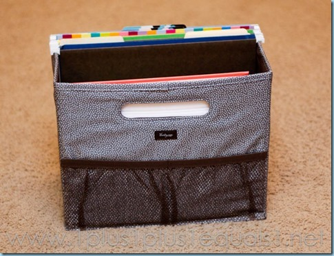 Thirty One Organizing Tote -8245