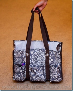 Thirty One Organizing Tote -8255