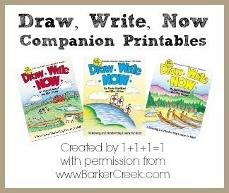 Draw-Write-Now-Printables