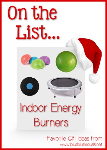 Indoor Energy Burners
