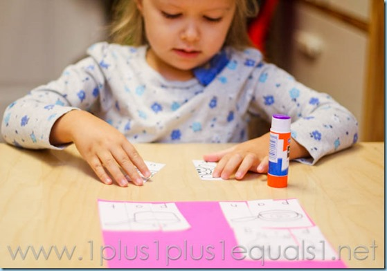 Home Preschool Letter P -0118