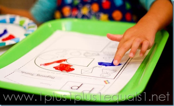 Home Preschool Letter P -9606